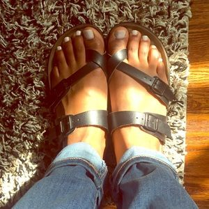 b14d0ec1ee60 Madden Girl Shoes - Madden Girl Brycee Footbed Sandal